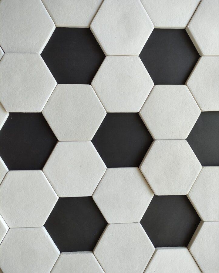 3D šešiakampis