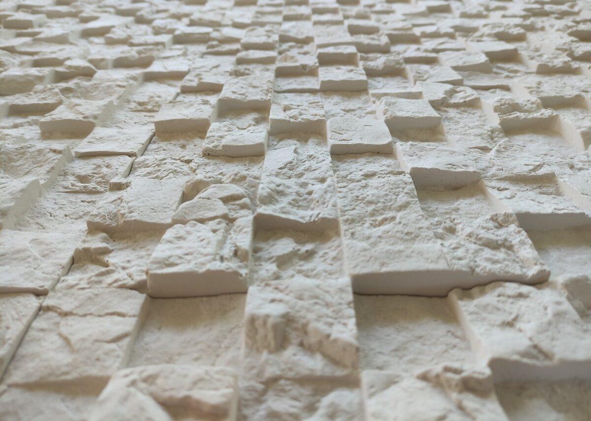 3D Akmeniniai šachmatai